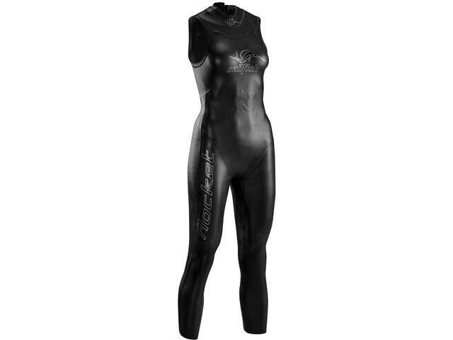 sailfish Rocket 2 Wetsuit Women, black